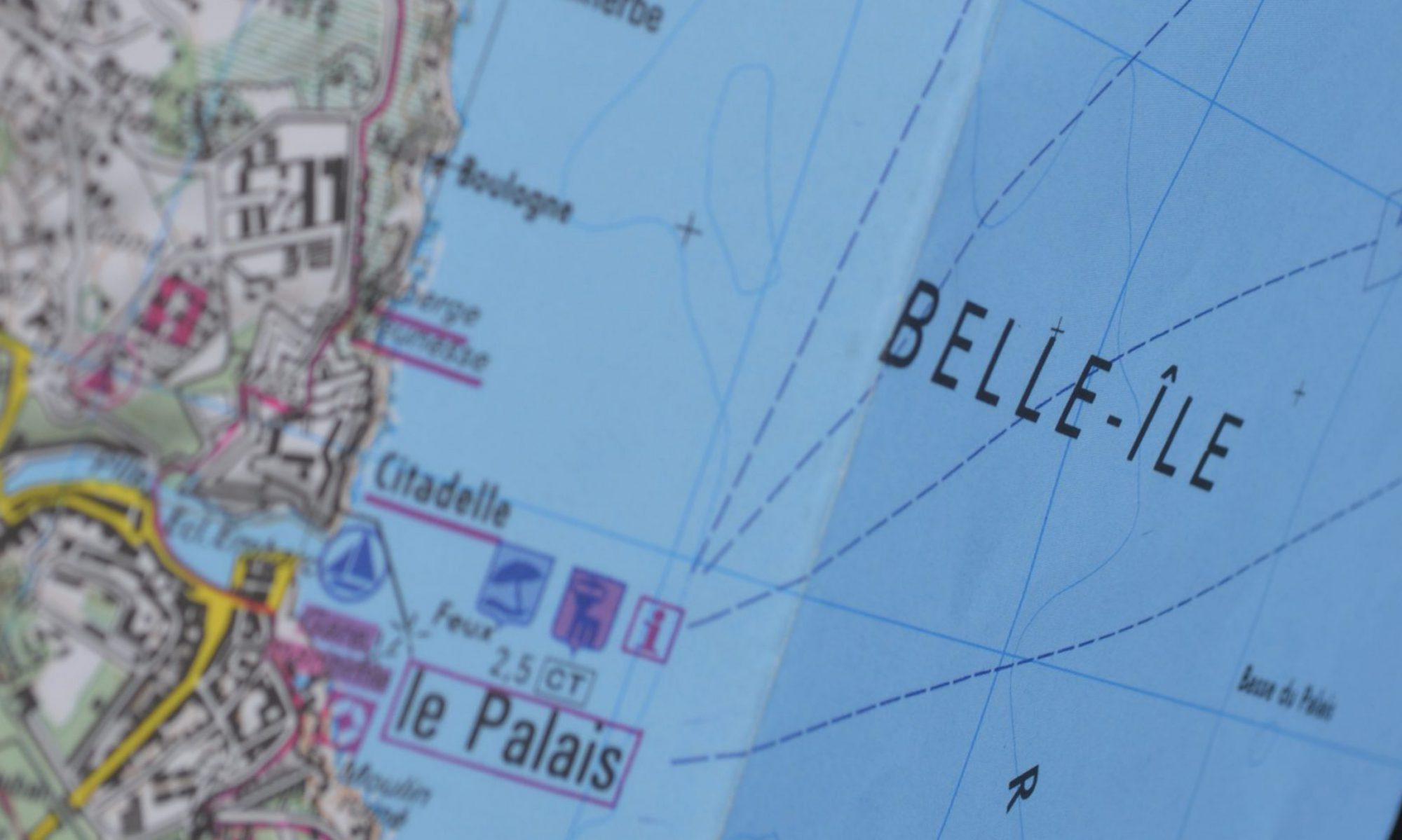Ferienhaus Belle-Ile